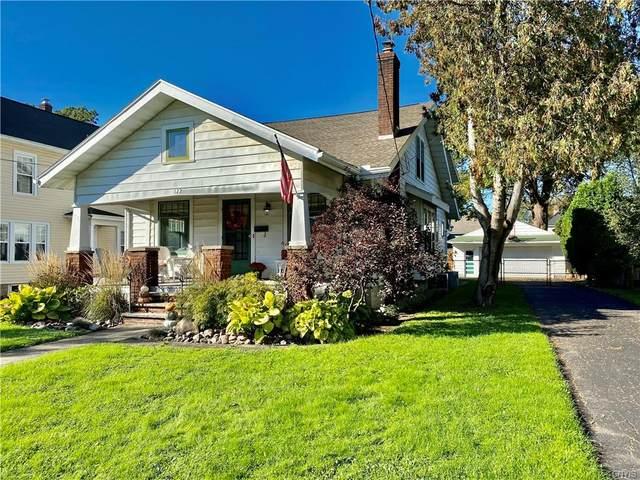 122 Hickok Avenue, Syracuse, NY 13206 (MLS #S1373854) :: Serota Real Estate LLC
