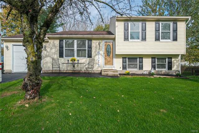 121 Baltic Drive, Salina, NY 13090 (MLS #S1373924) :: Lore Real Estate Services