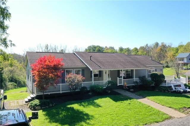 8220 Barnes Road, Mentz, NY 13140 (MLS #S1373992) :: Serota Real Estate LLC