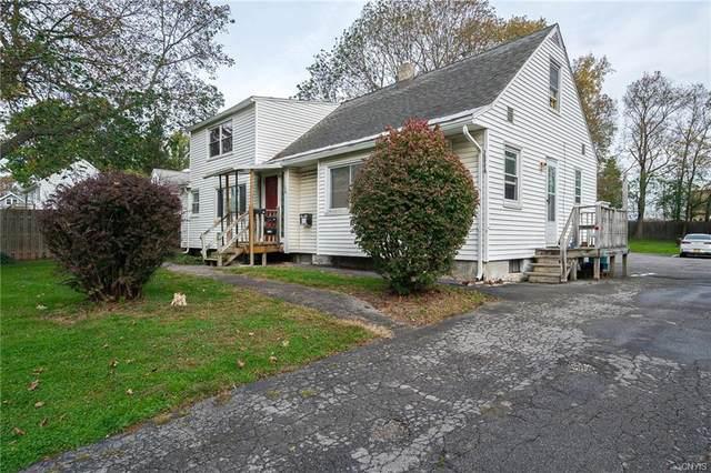 105 Drexler Avenue S, Salina, NY 13088 (MLS #S1374195) :: Serota Real Estate LLC