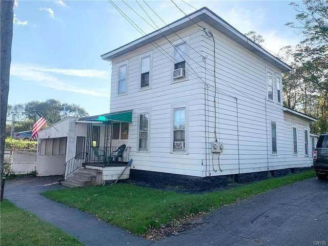 103 Hunter Avenue, Syracuse, NY 13204 (MLS #S1374199) :: Thousand Islands Realty