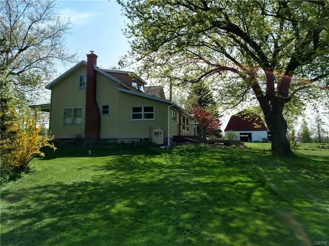 1499 E Lake Road, Spafford, NY 13152 (MLS #S1374216) :: Serota Real Estate LLC
