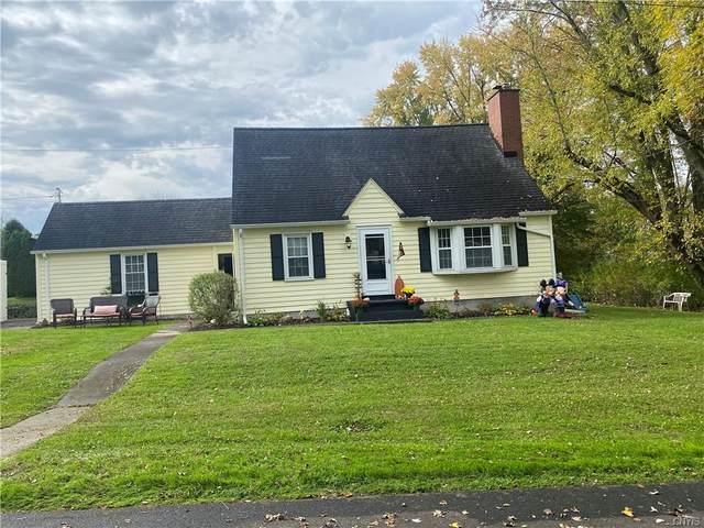 9 Marks Place, New Hartford, NY 13413 (MLS #S1374221) :: Serota Real Estate LLC