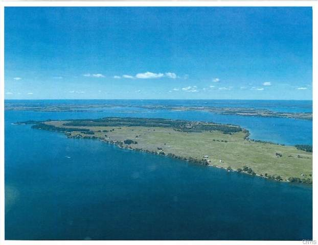 3450 Carleton Island Rd, Cape Vincent, NY 13624 (MLS #S1374248) :: Thousand Islands Realty