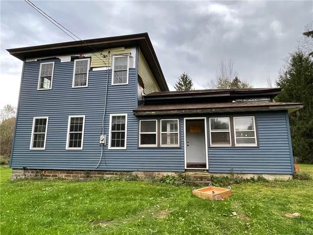 315 Furniss Station Road, Oswego-Town, NY 13126 (MLS #S1374291) :: Thousand Islands Realty
