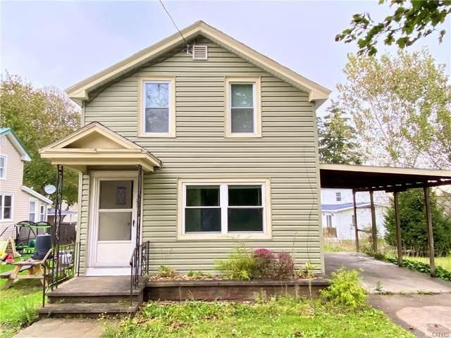 357 W 5th Street, Oswego-City, NY 13126 (MLS #S1374330) :: Thousand Islands Realty