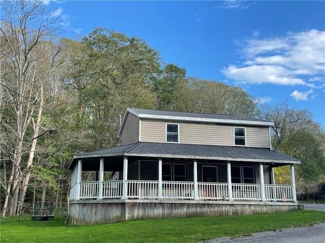 474 Center Road, Frankfort, NY 13340 (MLS #S1374364) :: Serota Real Estate LLC