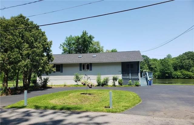 7740 Seneca Beach Drive, Van Buren, NY 13027 (MLS #S1374443) :: Serota Real Estate LLC