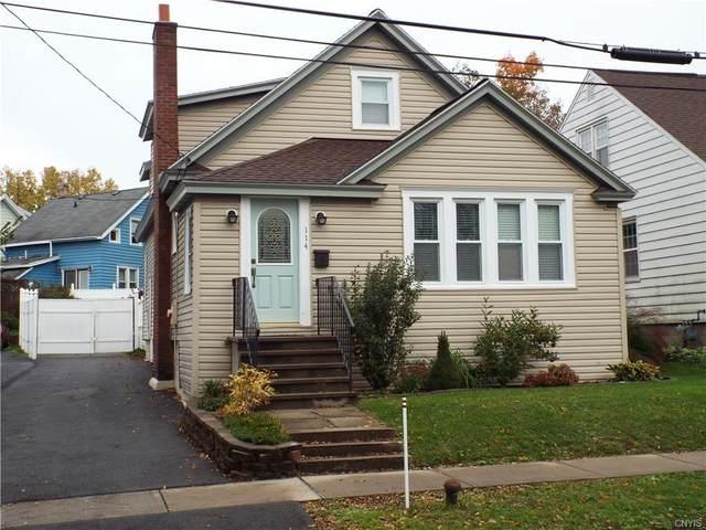 114 Ross Park Dr, Syracuse, NY 13208 (MLS #S1374632) :: Serota Real Estate LLC