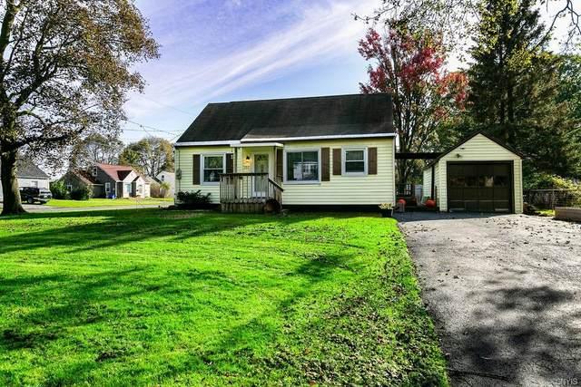 202 Waterbury Drive, Clay, NY 13212 (MLS #S1374773) :: Serota Real Estate LLC