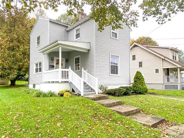 27 Foster Street, Whitestown, NY 13492 (MLS #S1374973) :: Thousand Islands Realty