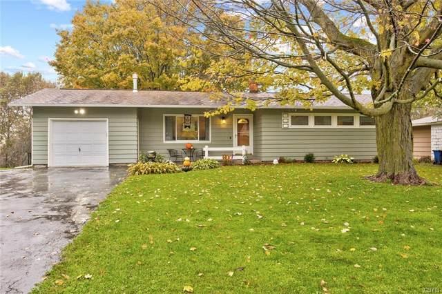 383 Northfield Way, Camillus, NY 13031 (MLS #S1375017) :: Lore Real Estate Services