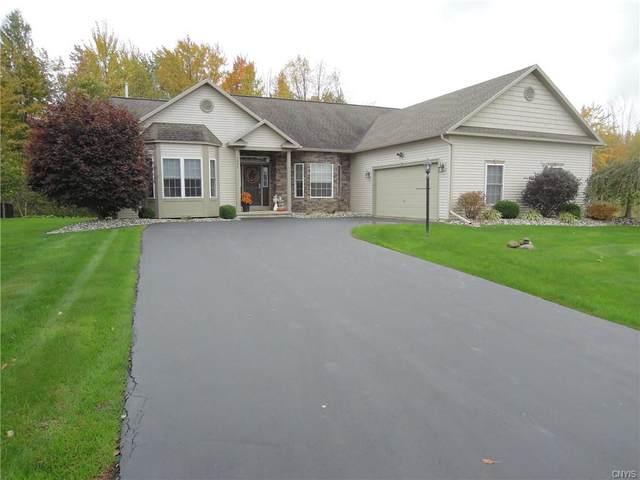 5098 Lola Drive, Clay, NY 13041 (MLS #S1375030) :: Serota Real Estate LLC