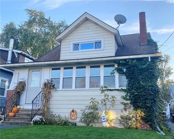 127 Maplehurst Avenue, Syracuse, NY 13208 (MLS #S1375329) :: Serota Real Estate LLC