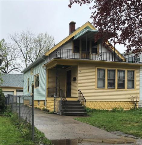 136 Wright Avenue, Buffalo, NY 14215 (MLS #B1032697) :: HusVar Properties
