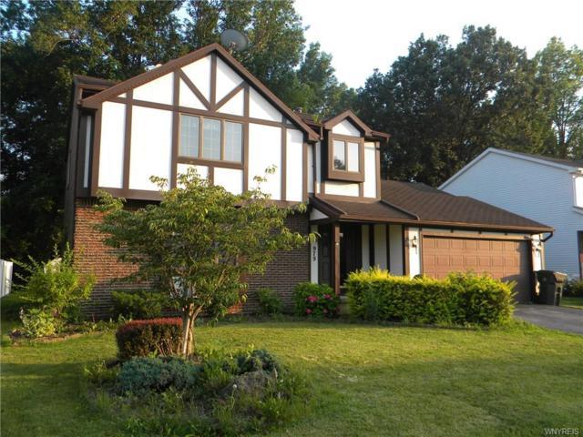 979 Castlebar Drive, North Tonawanda, NY 14120 (MLS #B1063579) :: HusVar Properties