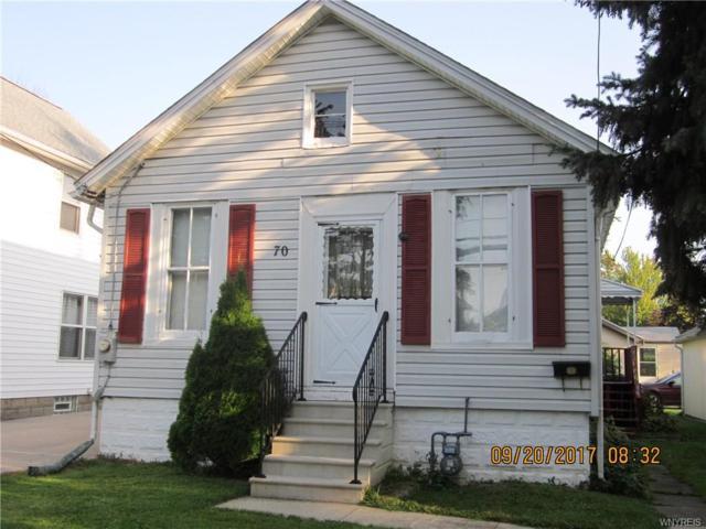 70 Rumbold Avenue, North Tonawanda, NY 14120 (MLS #B1077136) :: HusVar Properties