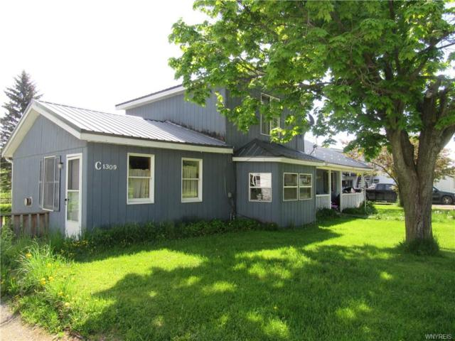 1309 Dale Road, Middlebury, NY 14039 (MLS #B1098747) :: The Chip Hodgkins Team
