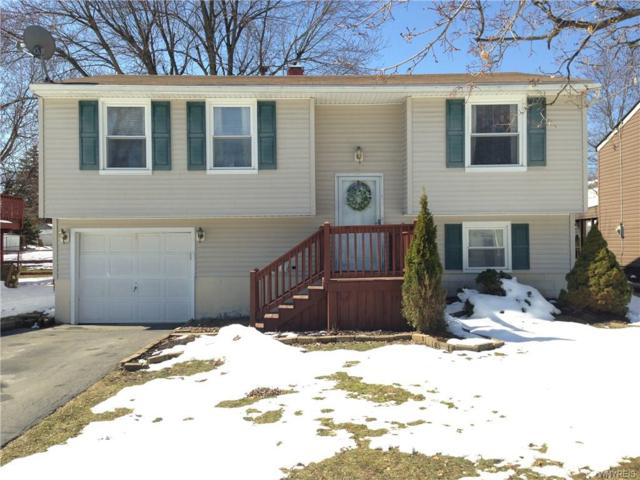 52 Benz Drive, Cheektowaga, NY 14043 (MLS #B1104850) :: The Rich McCarron Team