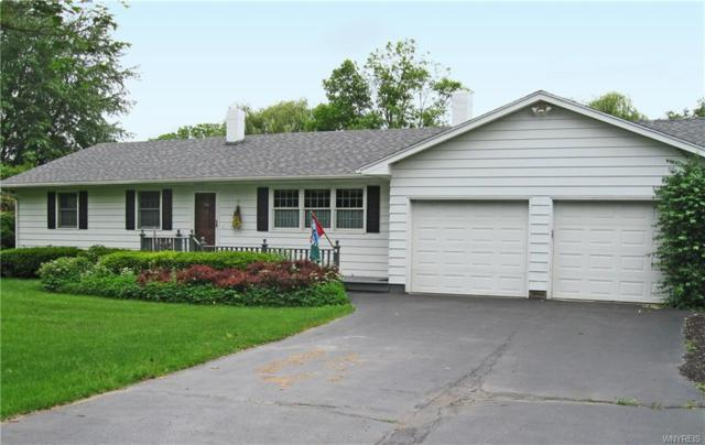 4583 Reservoir Road, Geneseo, NY 14454 (MLS #B1107198) :: The Rich McCarron Team
