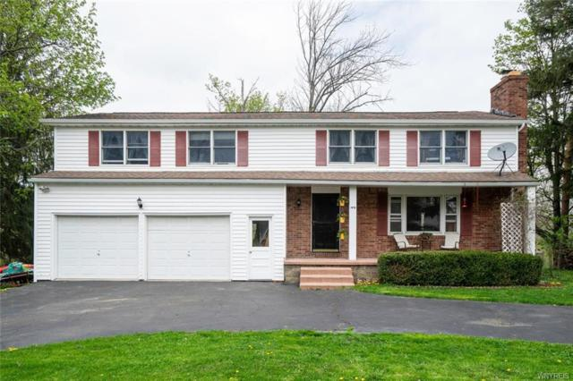 1491 West Blood Road, Elma, NY 14052 (MLS #B1117166) :: Updegraff Group