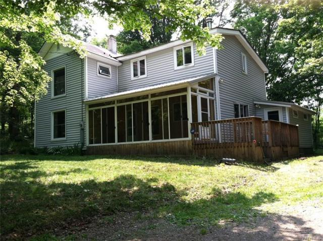 6711 Sweeney Hill Road, New Albion, NY 14719 (MLS #B1124676) :: The CJ Lore Team | RE/MAX Hometown Choice