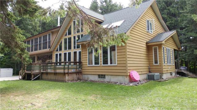10818 W Shelby Road, Shelby, NY 14103 (MLS #B1131744) :: Robert PiazzaPalotto Sold Team
