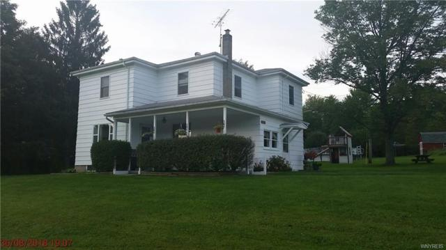 4282 Bakerstand Road, Franklinville, NY 14101 (MLS #B1144973) :: BridgeView Real Estate Services
