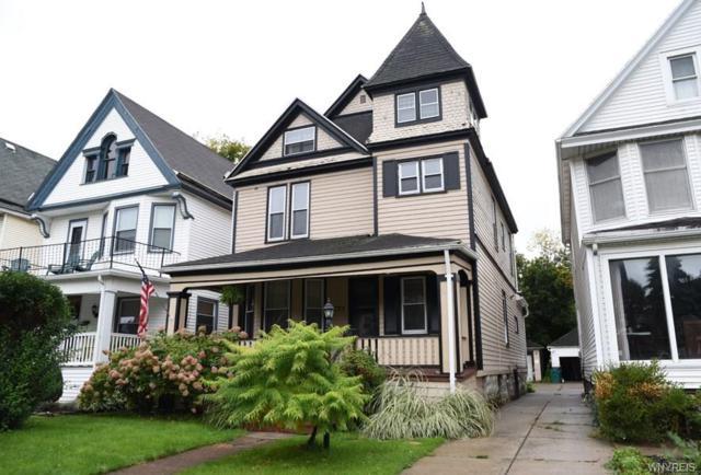 1725 Amherst Street, Buffalo, NY 14214 (MLS #B1152578) :: Updegraff Group