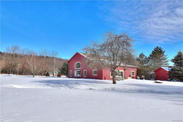 6239 Mutton Hollow Road, Great Valley, NY 14741 (MLS #B1157437) :: BridgeView Real Estate Services