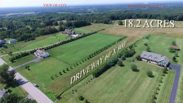 VL Seufert Road, Orchard Park, NY 14127 (MLS #B1160655) :: BridgeView Real Estate Services