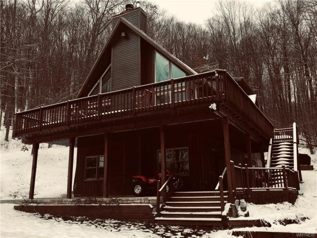 5495 Partridge Hill Road, Great Valley, NY 14741 (MLS #B1163140) :: BridgeView Real Estate Services
