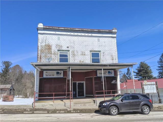 53 W Main Street, Hume, NY 14745 (MLS #B1176411) :: The Chip Hodgkins Team