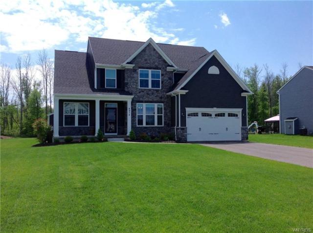 4974 Cloverleaf Lane, Pendleton, NY 14094 (MLS #B1190110) :: The Glenn Advantage Team at Howard Hanna Real Estate Services