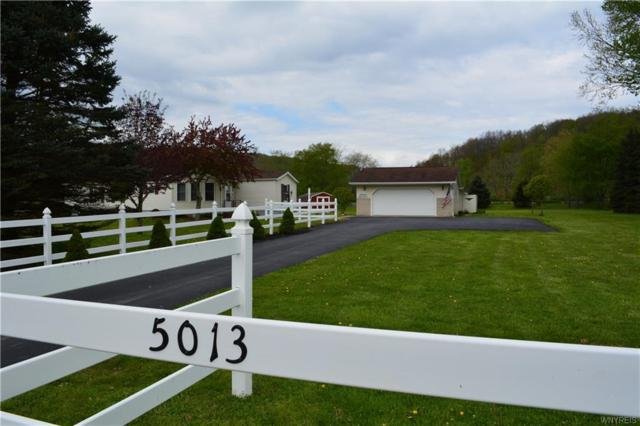 5013 Klawitter Road, Great Valley, NY 14741 (MLS #B1192273) :: Robert PiazzaPalotto Sold Team