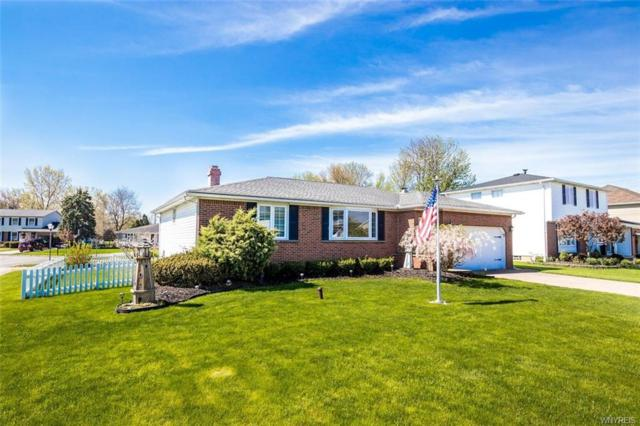 56 Kennedy Court, Lancaster, NY 14086 (MLS #B1199658) :: Robert PiazzaPalotto Sold Team