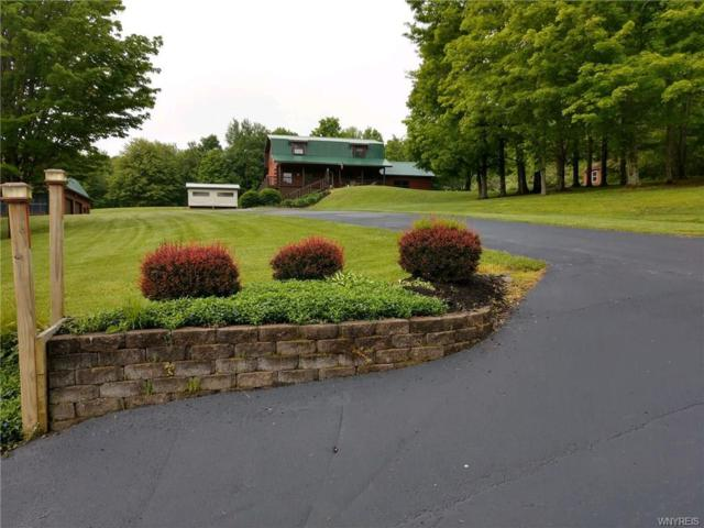 10345 42nd Street, New Albion, NY 14719 (MLS #B1200613) :: Robert PiazzaPalotto Sold Team