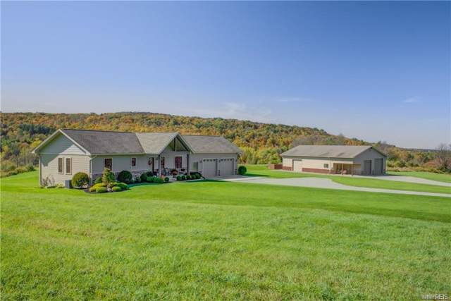 5049 Riceville Road, Ashford, NY 14171 (MLS #B1207916) :: 716 Realty Group