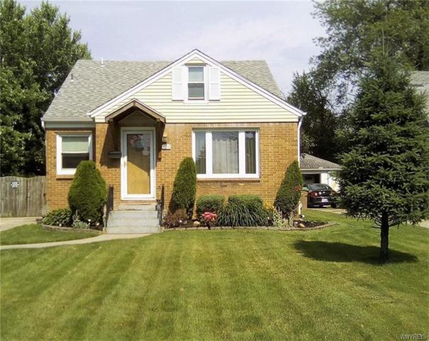 486 Roycroft Boulevard N, Cheektowaga, NY 14225 (MLS #B1207973) :: MyTown Realty
