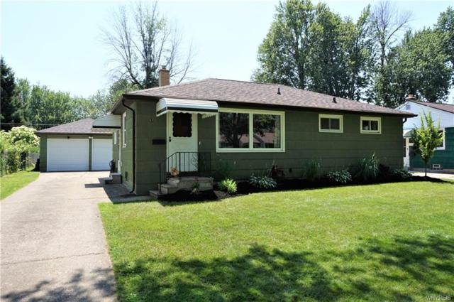 57 Donald Drive, North Tonawanda, NY 14120 (MLS #B1208940) :: MyTown Realty