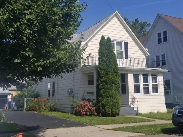 42 Bellwood Avenue, West Seneca, NY 14224 (MLS #B1209641) :: Robert PiazzaPalotto Sold Team