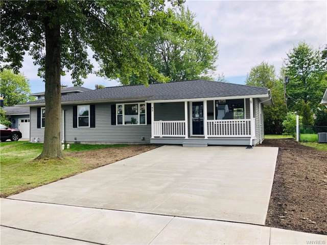 93 Broadmoor Drive, Tonawanda-Town, NY 14150 (MLS #B1225852) :: The Rich McCarron Team