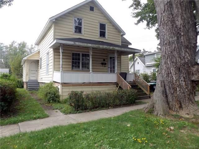 82 Kohler Street, Tonawanda-City, NY 14150 (MLS #B1225919) :: Robert PiazzaPalotto Sold Team