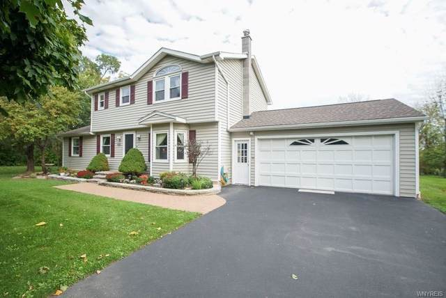 5851 Stone Road, Lockport-Town, NY 14094 (MLS #B1228383) :: Robert PiazzaPalotto Sold Team