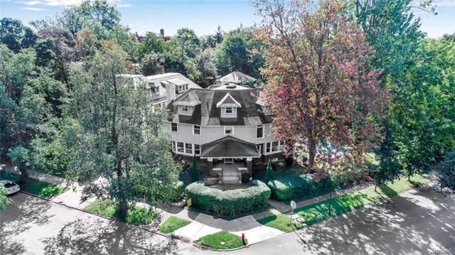 160 Chapin Parkway, Buffalo, NY 14209 (MLS #B1230093) :: The Glenn Advantage Team at Howard Hanna Real Estate Services