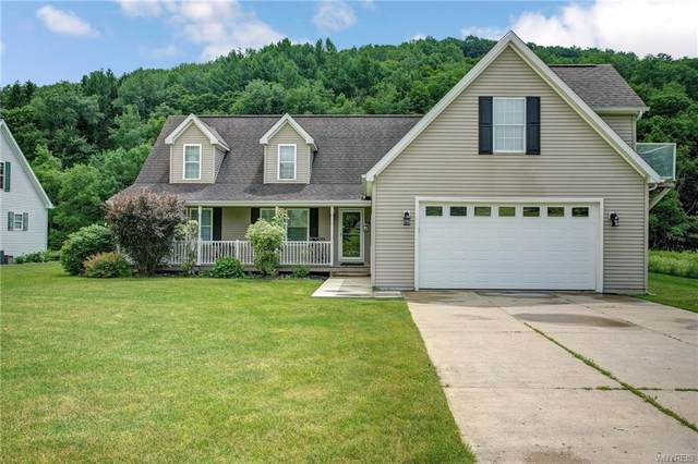 11 Elk Creek Drive, Ellicottville, NY 14731 (MLS #B1231963) :: BridgeView Real Estate Services