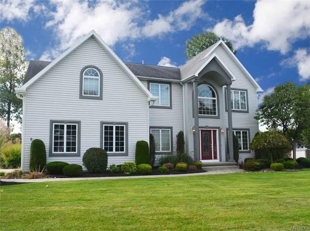 9199 Via Cimato Drive, Clarence, NY 14032 (MLS #B1232429) :: The Glenn Advantage Team at Howard Hanna Real Estate Services
