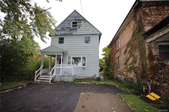 3609 Highland Avenue, Niagara Falls, NY 14305 (MLS #B1232743) :: Robert PiazzaPalotto Sold Team