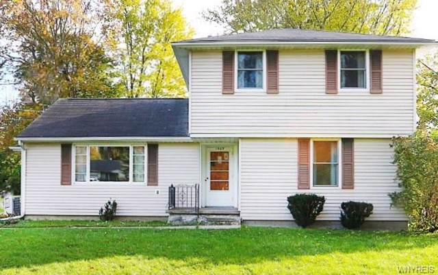 1405 N French Road, Amherst, NY 14228 (MLS #B1233990) :: The Glenn Advantage Team at Howard Hanna Real Estate Services