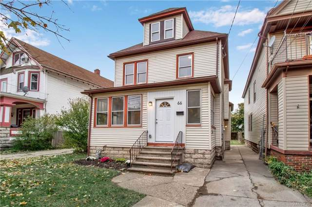 66 Burch Avenue, West Seneca, NY 14210 (MLS #B1234854) :: Updegraff Group